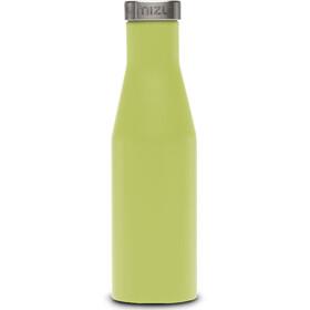 MIZU S4 Drinkfles with Stainless Steel Cap 400ml groen